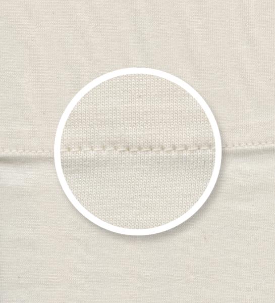 Tissage des draps de contour