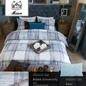 Housse de couette de la collection Blake University