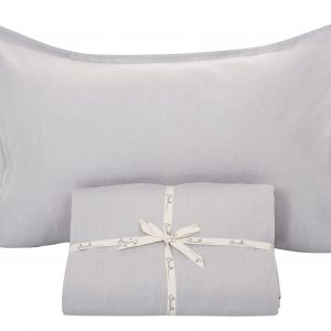 Collection linen oreillers gris
